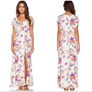 Somedays Lovin Sweet Delilah Maxi Dress in Multi